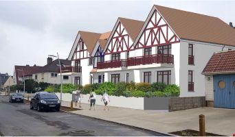 Wimereux programme immobilier neuve « Le New Foch »  (2)
