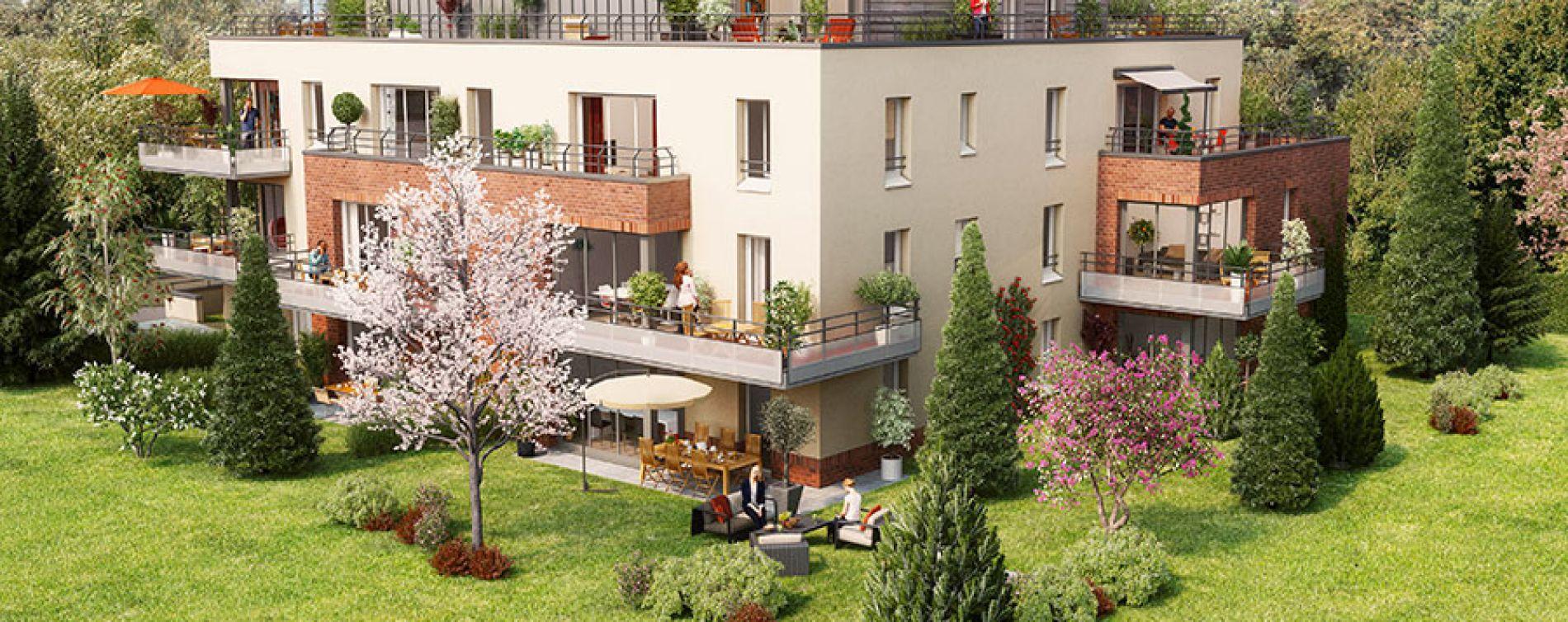 Résidence Aramis à Amiens