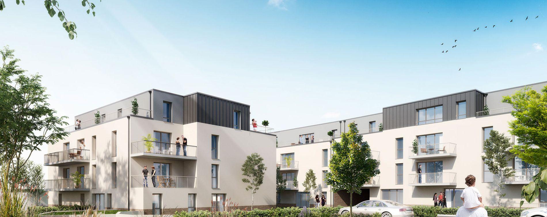 Résidence Coeurville à Amiens