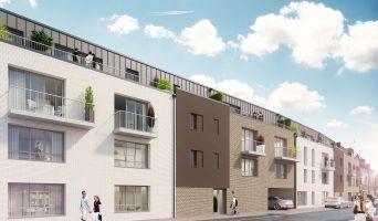 Résidence « Coeurville » programme immobilier neuf en Loi Pinel à Amiens n°2