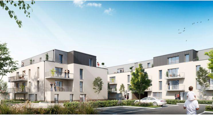 Photo du Résidence « Coeurville » programme immobilier neuf en Loi Pinel à Amiens