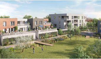 Photo du Résidence « Couleur Nature » programme immobilier neuf en Loi Pinel à Amiens