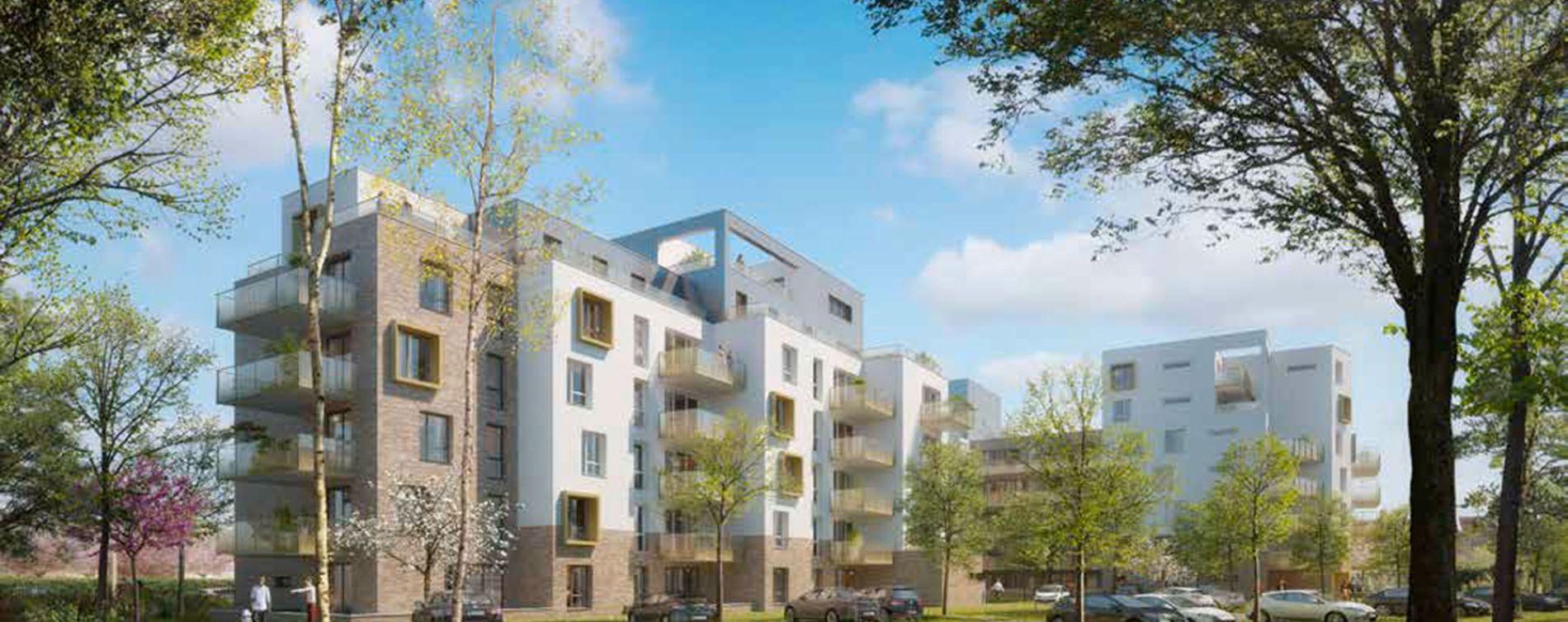 Amiens : programme immobilier neuve « Émergence » en Loi Pinel (4)