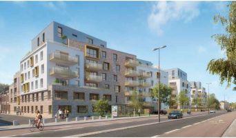 Résidence « Émergence » programme immobilier neuf en Loi Pinel à Amiens n°2