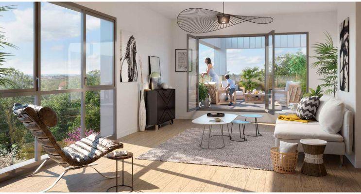 Résidence « Émergence » programme immobilier neuf en Loi Pinel à Amiens n°1