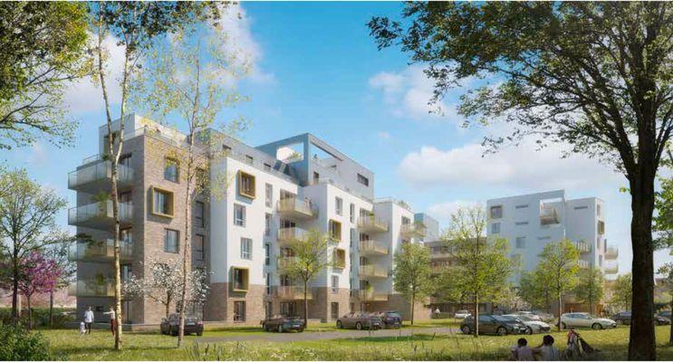 Résidence « Émergence » programme immobilier neuf en Loi Pinel à Amiens n°4