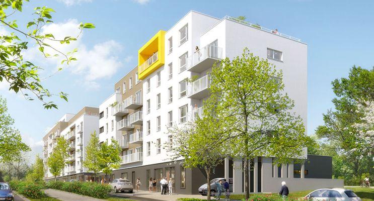 Photo du Résidence « Essen'Ciel » programme immobilier neuf à Amiens