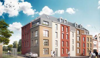 Résidence « Faubourg 46 » programme immobilier neuf en Loi Pinel à Amiens n°1