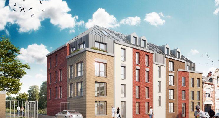 Photo du Résidence « Faubourg 46 » programme immobilier neuf en Loi Pinel à Amiens