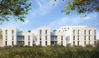 Amiens programme immobilier neuve « Garden District 2 » en Loi Pinel  (2)