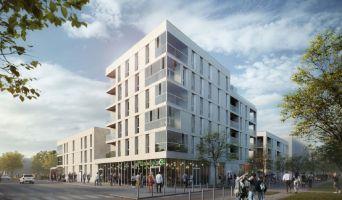 Amiens programme immobilier neuve « Garden District 2 » en Loi Pinel  (3)