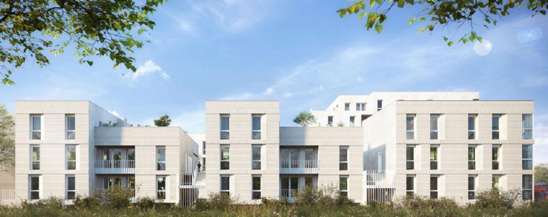Résidence Garden District à Amiens