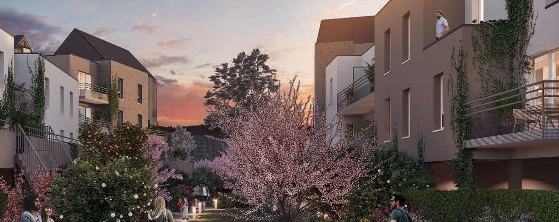 Amiens : programme immobilier neuve « Greenwood » (2)