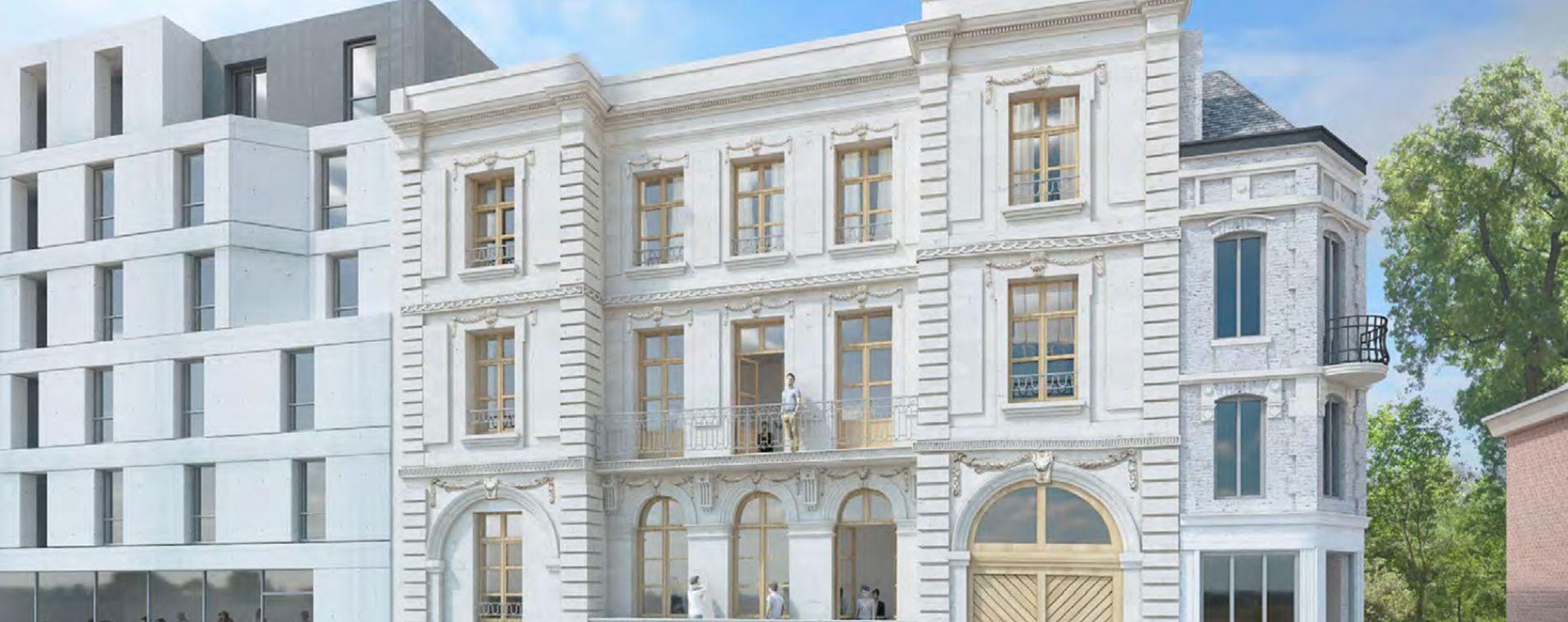 Résidence La Maison Cozette à Amiens