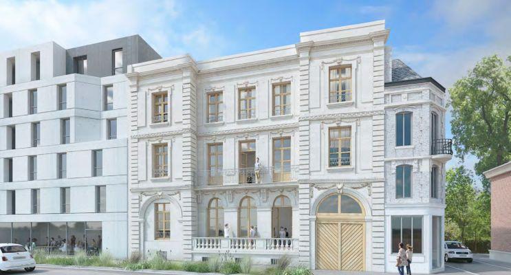 Photo du Résidence « La Maison Cozette » programme immobilier à rénover en Loi Pinel ancien à Amiens