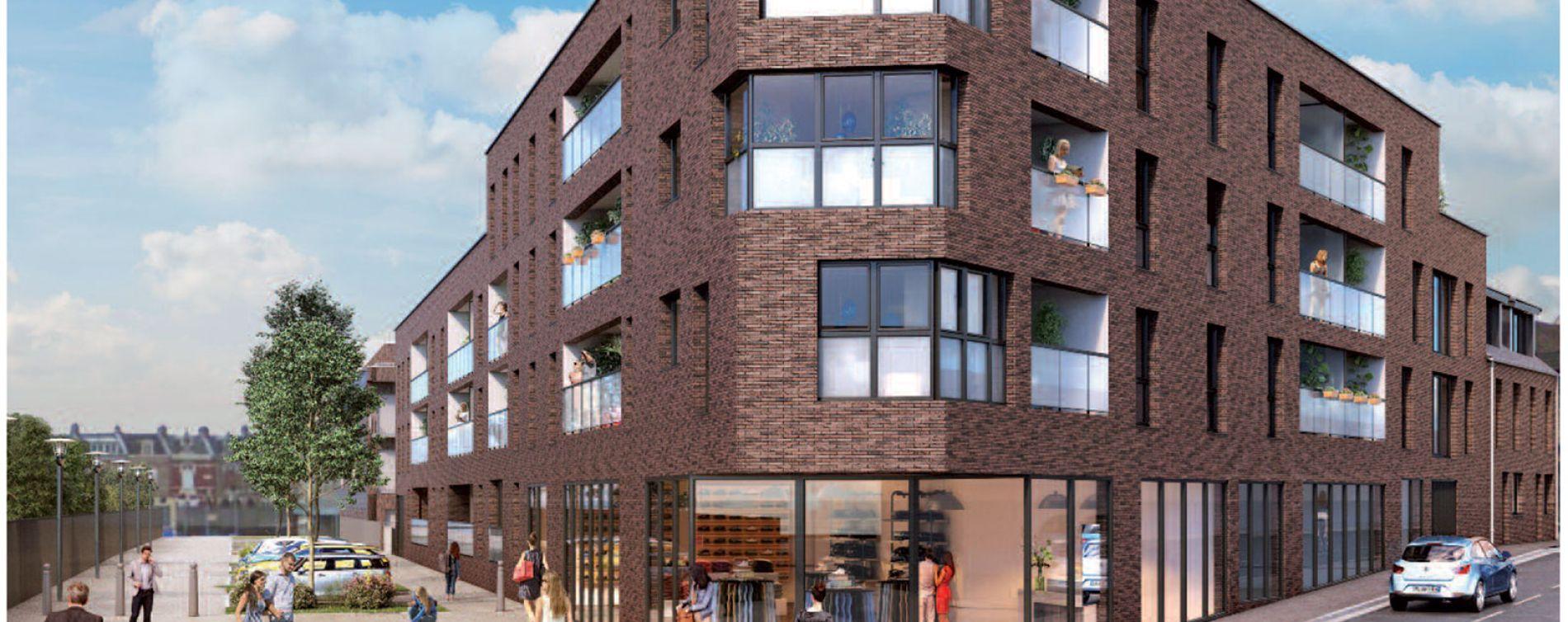 Amiens : programme immobilier neuve « L'Avenue »
