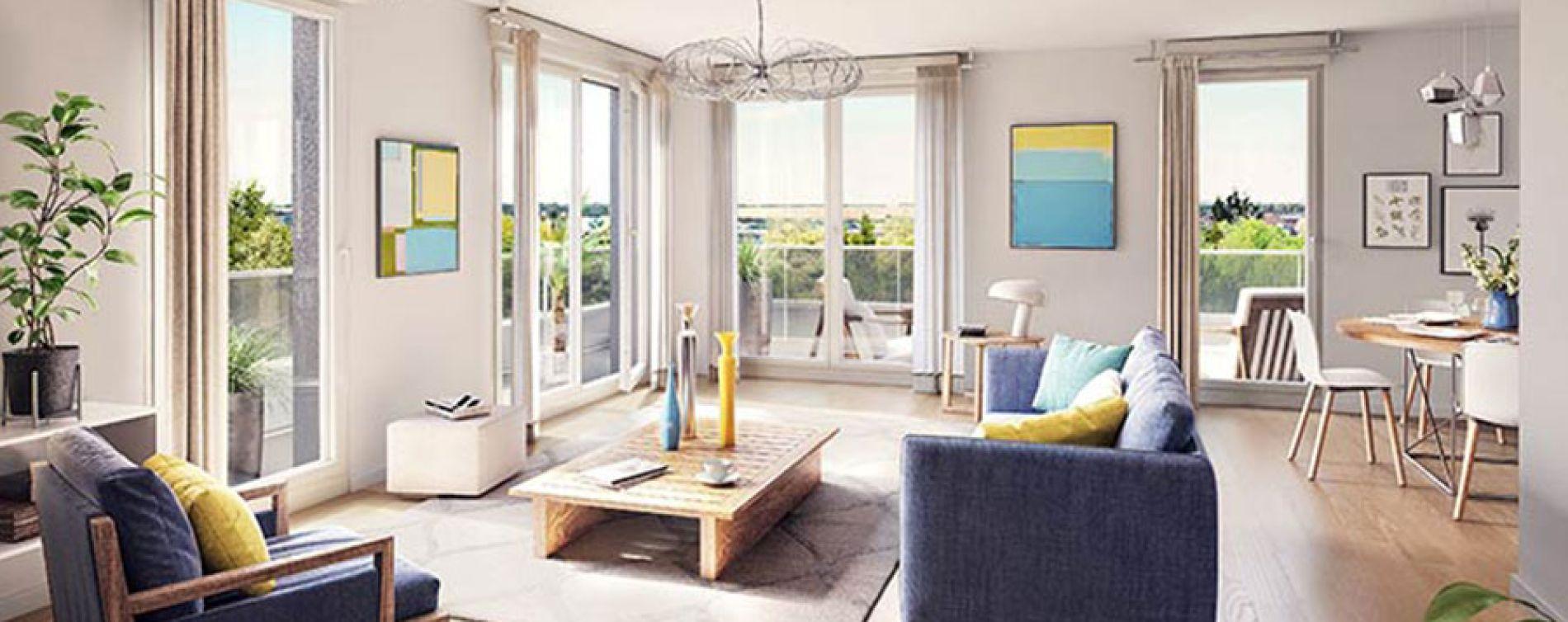 Amiens : programme immobilier neuve « Le 321 St Quentin » (3)