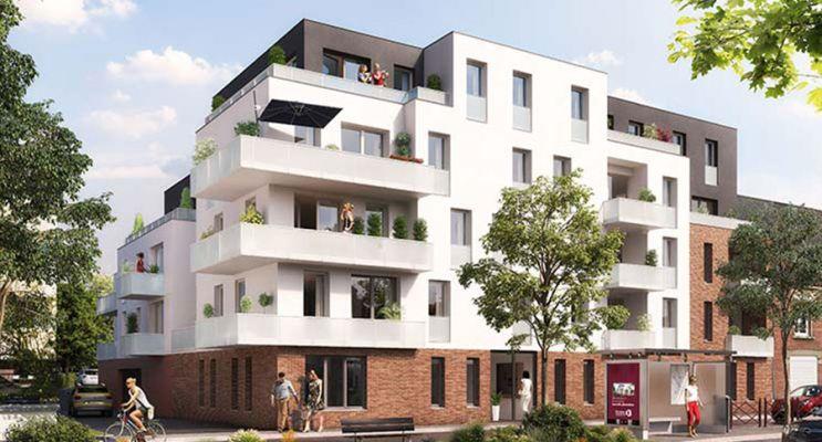 Photo du Résidence « Le 321 St Quentin » programme immobilier neuf en Loi Pinel à Amiens