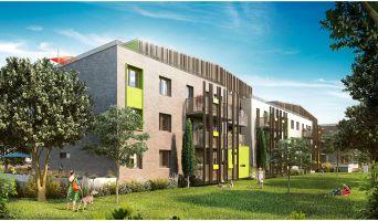 Photo du Résidence « Le Carré des Vignes » programme immobilier neuf en Loi Pinel à Amiens