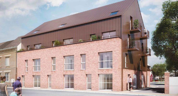 Photo du Résidence « Le Clos Victoria » programme immobilier neuf en Loi Pinel à Amiens