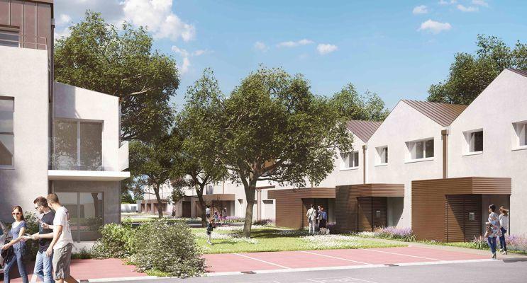Résidence « Le Clos Victoria » programme immobilier neuf en Loi Pinel à Amiens n°3