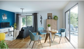 Résidence « Le Domaine Privé D'Arboréa » programme immobilier neuf en Loi Pinel à Amiens n°3