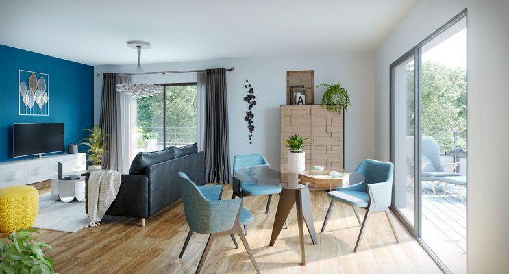 Photo n°3 du Résidence « Le Domaine Privé D'Arboréa » programme immobilier neuf en Loi Pinel à Amiens