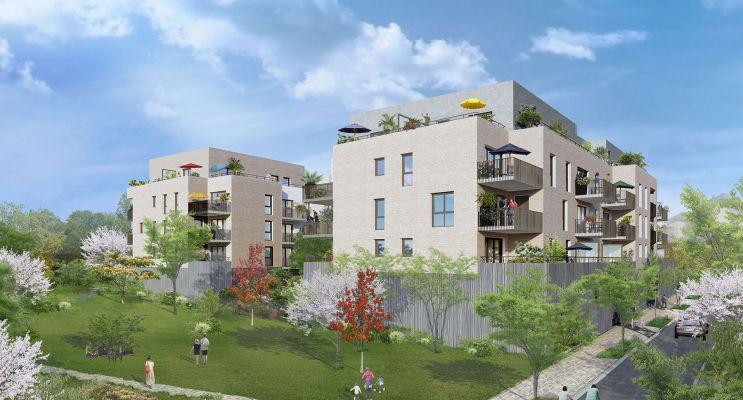 Résidence « Le Verger De Philéas » programme immobilier neuf en Loi Pinel à Amiens n°1