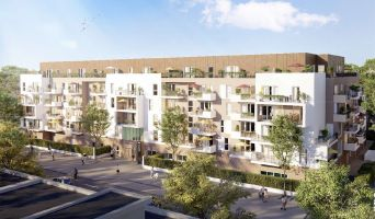 Amiens programme immobilier neuf « L'Edito »