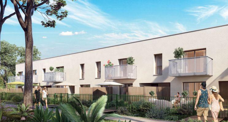 Résidence « Les Allées D'Ambroise » programme immobilier neuf en Loi Pinel à Amiens n°2