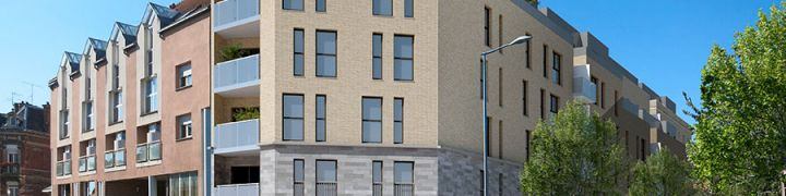 Résidence Les Ecuyers – Bâtiments A & B à Amiens