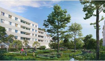 Amiens : programme immobilier neuf « Les Jardins d'Arc » en Loi Pinel