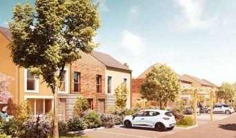 Résidence « Les Jardins De Cassandre » programme immobilier neuf en Loi Pinel à Amiens