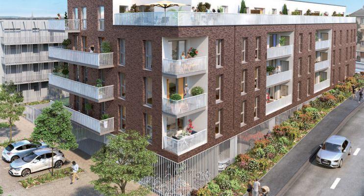 Résidence « Les Jardins Saint-Honoré » programme immobilier neuf en Loi Pinel à Amiens n°1