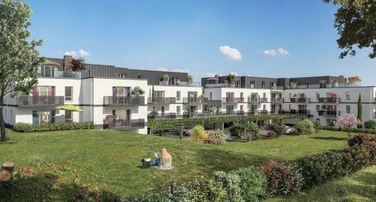 Photo n°3 du Résidence « Les Rives Du Bois » programme immobilier neuf en Loi Pinel à Amiens