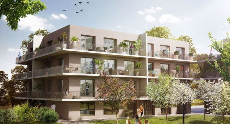 Photo n°2 du Programme immobilier n°214482