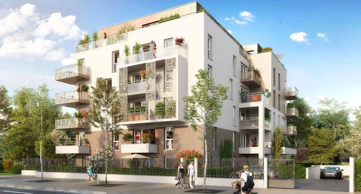 Photo du Résidence « Novaé » programme immobilier neuf en Loi Pinel à Amiens
