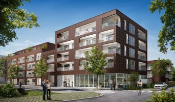 Résidence « Ô Jardin » programme immobilier neuf en Loi Pinel à Amiens n°1