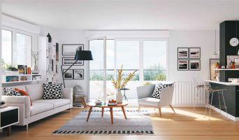 Résidence « Ô Jardin » programme immobilier neuf en Loi Pinel à Amiens n°3