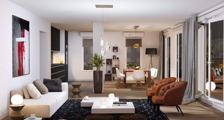 Résidence « Park Avenue » programme immobilier neuf en Loi Pinel à Amiens n°3
