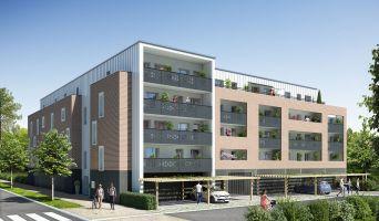 Résidence « Philéas » programme immobilier neuf en Loi Pinel à Amiens