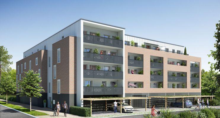Photo du Résidence « Philéas » programme immobilier neuf en Loi Pinel à Amiens