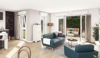 Résidence « Recto Verso » programme immobilier neuf en Loi Pinel à Amiens n°3