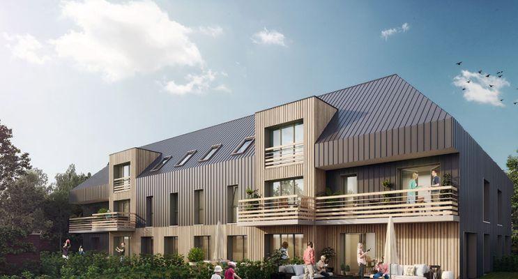 Résidence « Recto Verso » programme immobilier neuf en Loi Pinel à Amiens n°1