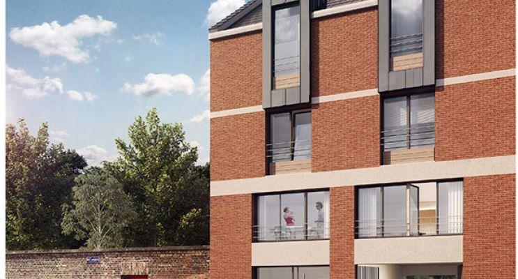 Résidence « Recto Verso » programme immobilier neuf en Loi Pinel à Amiens n°2