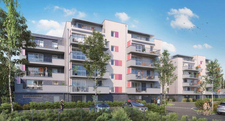 Photo n°1 du Résidence « Signature » programme immobilier neuf en Loi Pinel à Amiens