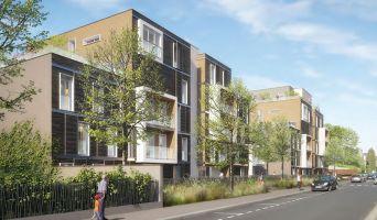 Résidence « South Park » programme immobilier neuf en Loi Pinel à Amiens n°1