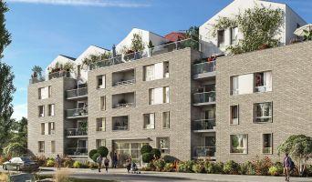 Amiens programme immobilier neuve « Symbioz » en Loi Pinel  (2)