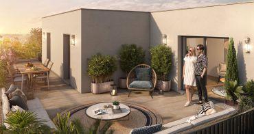 Amiens programme immobilier neuf « Triptyque » en Loi Pinel