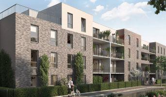 Amiens programme immobilier neuve « Triptyque » en Loi Pinel  (2)